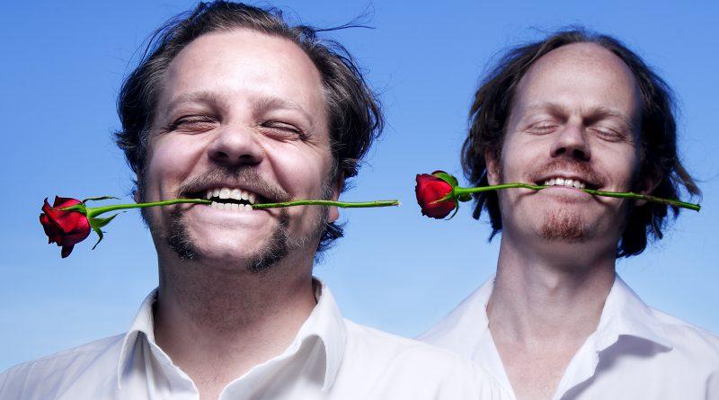 The Beautybag: Morten and Richard. Photo: Lars Myhren Holand
